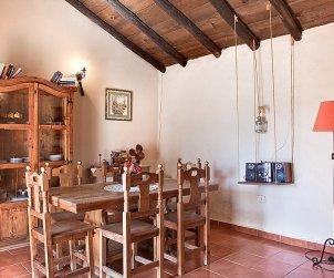 Villa   à Granadilla pour 4 personnes avec piscine privée p1