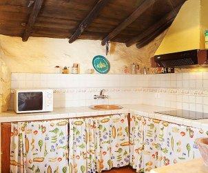 Villa   à Granadilla pour 4 personnes avec piscine privée p2