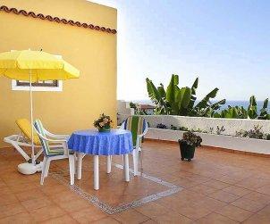 Villa   à Puerto de la Cruz pour 6 personnes avec belle vue mer p1
