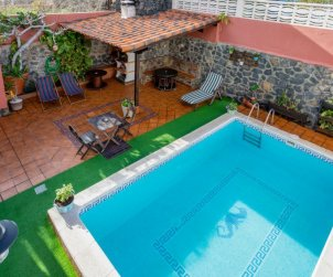 Villa   à Bajamar pour 6 personnes avec piscine privée p0