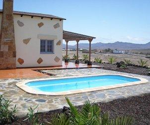 Villa   à Gran Tarajal pour 4 personnes avec piscine privée p0