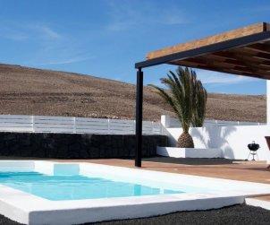 Villa   à Playa Blanca pour 4 personnes avec piscine privée p0