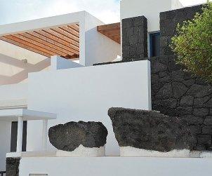 Villa   à Playa Blanca pour 4 personnes avec piscine privée p2