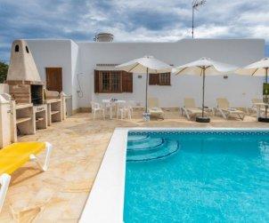 Villa   à Sant Carles Peralta pour 6 personnes avec piscine privée p0