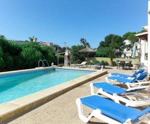 Villa   à Cala Pí pour 6 personnes avec piscine privée p1
