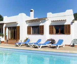 Villa   à Cala Pí pour 6 personnes avec piscine privée p2
