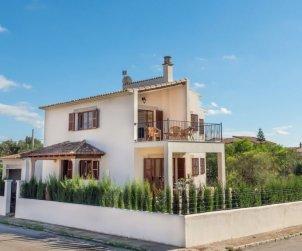 Villa   à Sa Rápita pour 8 personnes avec lave-linge p0