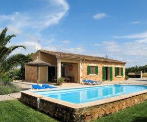 Villa   à Sa Rápita pour 4 personnes avec piscine privée p0