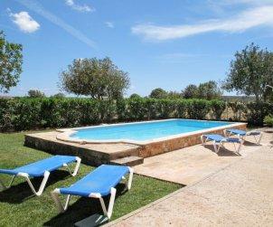 Villa   à Sa Rápita pour 4 personnes avec piscine privée p2