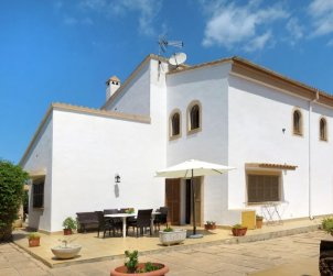 Villa   à Sa Torre. Maioris pour 6 personnes avec piscine privée p1