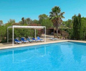 Appartement   à Majorque - Felanitx pour 10 personnes avec piscine privée p0