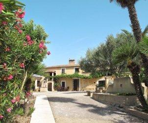 Appartement   à Majorque - Felanitx pour 10 personnes avec piscine privée p1