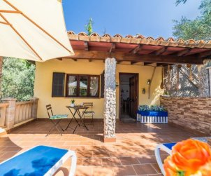 Villa   à Cala Tuent pour 6 personnes avec lave-vaisselle p2