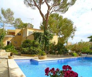 Villa   à Santa Ponça pour 8 personnes avec piscine privée p1