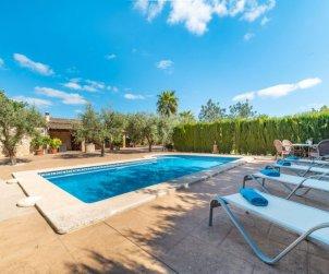 Villa   à Inca pour 4 personnes avec piscine privée p0