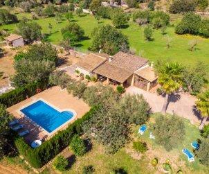 Villa   à Inca pour 4 personnes avec piscine privée p1