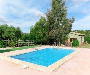 Villa   à Sant Llorenç pour 4 personnes avec piscine privée p1