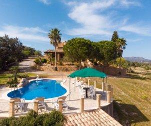 Villa   à Sant Llorenç pour 8 personnes avec piscine privée p2