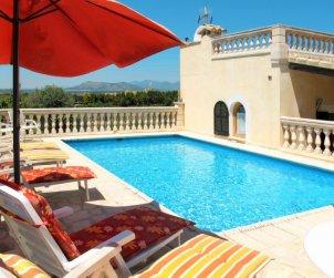 Villa   à Muro pour 6 personnes avec piscine privée p0