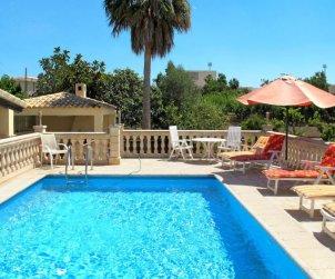 Villa   à Muro pour 6 personnes avec piscine privée p1