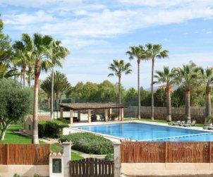 Appartement   à Muro pour 4 personnes avec piscine commune p0
