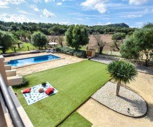 Villa   à Sineu pour 6 personnes avec piscine privée p0