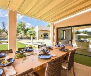 Villa   à Sineu pour 6 personnes avec piscine privée p2