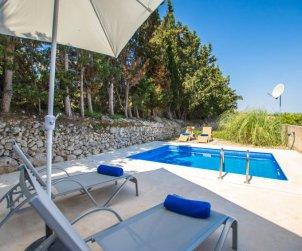 Villa   à María de la Salut pour 6 personnes avec piscine privée p0