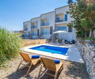Villa   à María de la Salut pour 6 personnes avec piscine privée p2