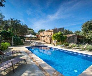 Villa   à Costitx pour 5 personnes avec piscine privée p0