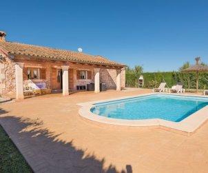Villa   à Sencelles pour 4 personnes avec piscine privée p0