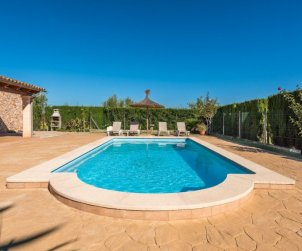 Villa   à Sencelles pour 4 personnes avec piscine privée p1