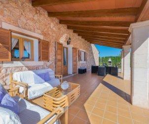 Villa   à Sencelles pour 4 personnes avec piscine privée p2
