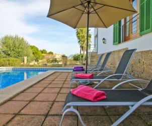 Villa   à Alcúdia pour 6 personnes avec piscine privée p2