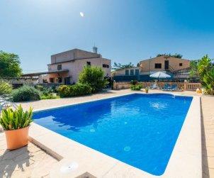 Villa   à Alcúdia pour 6 personnes avec piscine privée p0