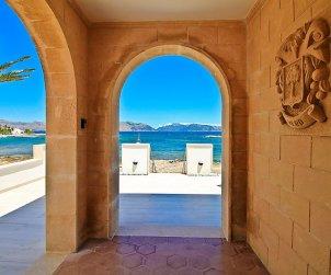Villa   à Alcúdia pour 10 personnes avec belle vue mer p2