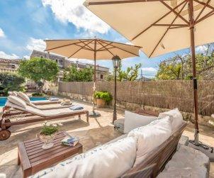 Villa   à Campanet pour 6 personnes avec piscine privée p0