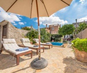 Villa   à Campanet pour 6 personnes avec piscine privée p2