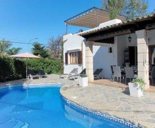 Villa   à Porto Cristo Novo pour 6 personnes avec piscine privée p0