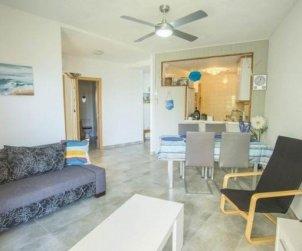 Appartement   à Peniscola pour 4 personnes avec vue mer, parking et climatisation p2