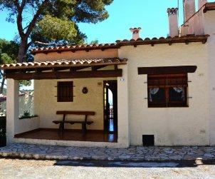 Villa   à L'Estartit pour 6 personnes avec piscine commune p0
