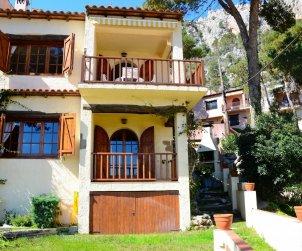 Villa   à L'Estartit pour 6 personnes avec piscine commune p1
