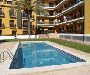 Appartement   à L'Estartit pour 6 personnes avec piscine commune p0