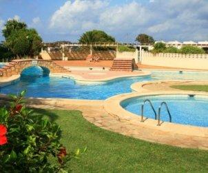 Villa   à Denia pour 4 personnes avec piscine commune p0
