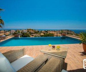 Villa   à Benitachell pour 6 personnes avec piscine privée et vue mer p1