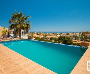 Villa   à Benitachell pour 6 personnes avec piscine privée et vue mer p2