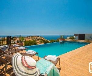 Villa   à Benitachell pour 6 personnes avec piscine privée et vue mer p0