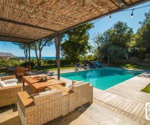 Villa   à Altea pour 8 personnes avec piscine privée, climatisation et internet  p1