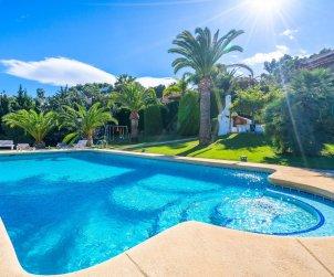 Villa   à Javea pour 6 personnes avec piscine privée et climatisation p0