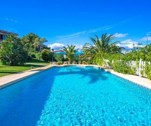 Villa   à Javea pour 6 personnes avec piscine privée et climatisation p2